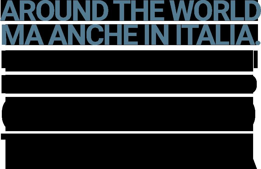 Around the world ma anche in Italia. Ecco quattro esempi di spazi per ufficio che fanno tendenza.